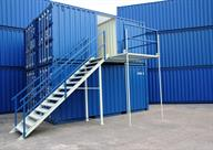 Topper staircases can be manufactured to suit Individual site requirements.