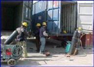 shipping container modification and repair 005